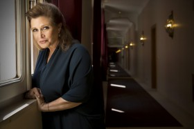 actress_carrie_fisher__riccardo_ghilardi_photographer