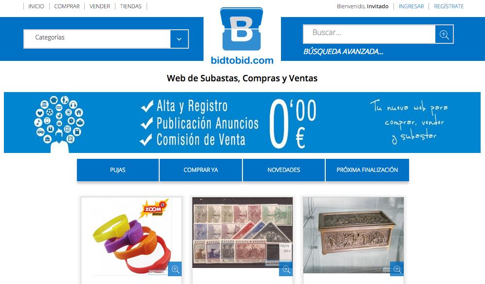 Plataforma de compra y venta de productos