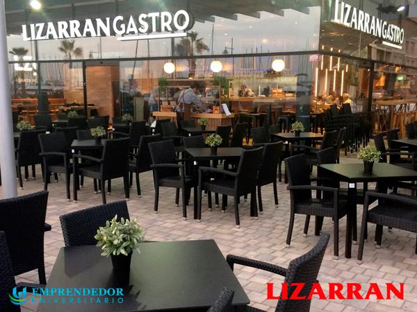 Lizarran Gastro y la estrategia de evolución